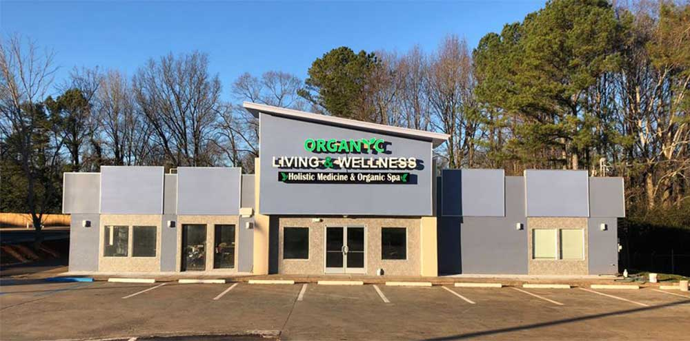 Photo of organic Living & Wellness